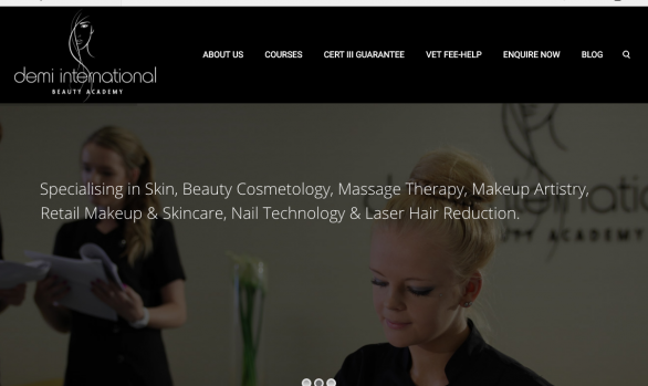 Demi International Beauty Academy